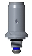 Triton 10 Series Accumulator Charging Valve