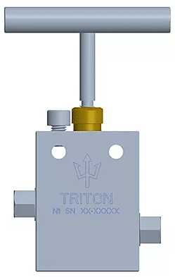 Triton Isolation Valve Thumb